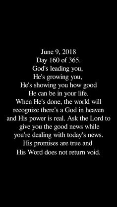 Thank you Lord! Quotes About God, Quotes To Live By, Spiritual Quotes, Positive Quotes, Faith Quotes, Life Quotes, Word 365, Novena Prayers, Prayer And Fasting