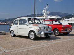 Más tamaños | Fiat Abarth 850 TC Nurburgring - 1964 | Flickr: ¡Intercambio de fotos!
