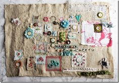 Rebecca Sower stitch sampler