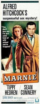 Marnie (1964) movie #poster, #tshirt, #mousepad, #movieposters2
