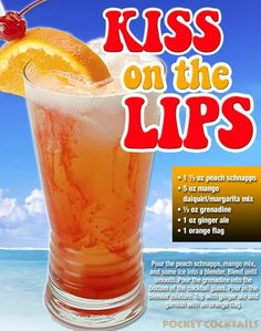 Millions of People Enjoy Pocket Cocktails. Check out our World Famous Drink Posters. Liquor Drinks, Cocktail Drinks, Cocktail Recipes, Alcholic Drinks, Alcoholic Beverages, Famous Drinks, Alcohol Drink Recipes, Smoothie Drinks, Smoothies