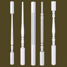 wood balusters - Google Search