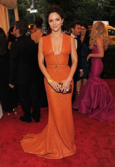 How did I miss this??? Katherine McPhee in what might be one of my favorite dresses from the 2012 Met Gala.