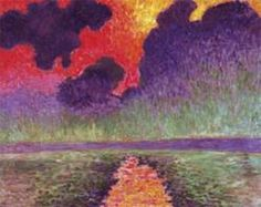 Effects of Sunlight on Water 1905 Andre Derain