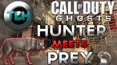 CoD Ghosts : Hunter Meets Prey ! Hunted Gameplay/Commentary