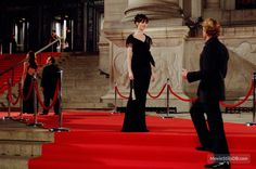 The Devil Wears Prada (2006) Anne Hathaway and Simon Baker