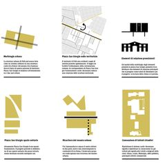 Renovation of public spaces in Palù by Fabio Candido, via Behance