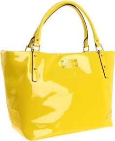 Kate Spade New York Flicker Sophie Shoulder Bag $295 like a pop of yellow