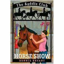 Fighting Over the Card Catalog Saddle Club #8: Horse Show