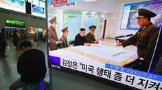 "The North's official news agency said on Tuesday that Kim Jong-un informed the country's military commanders that he would wait and monitor the actions of the US for the time being. If they ""persist in their extremely dangerous reckless actions on the Korean Peninsula, North Korea would then take action ""as already declared,"" he added."
