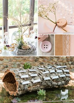 105 best woodland weddings images on pinterest birthday woodland wedding table decoration accessories and centrepieces in the confetti shop confetti junglespirit Image collections