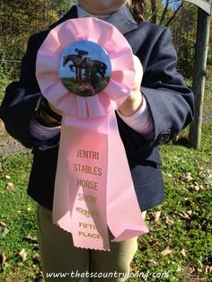 #humor Who Wants 1st Place When You Can Win 5th? (The Quest for the Pink Ribbon)