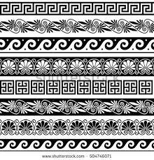 Image result for ancient greek vases art patterns