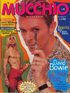 david bowie 1997 magazine cover - Google Search