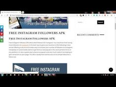 11 Best Free instagram followers apk images in 2019