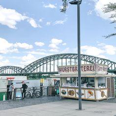 Das war mein August - Das habe ich erlebt und gesehen im August - Tatort Wurstbude - Rheinauhafen Köln Cafe Restaurant, Die Eifel, Sydney Harbour Bridge, Cologne, Blog
