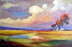 Bio Anton Gericke was born in Johannesburg in He traveled extensively with his parents being in the hotel trade. He mainly went to school in one of the coastal cities in South Africa, namely … South African Artists, Anton, Landscape Art, Oil Paintings, Impressionism, Art Drawings, Art Gallery, Houses, Passion