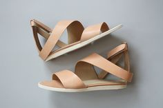 Common Project - Strap Sandal