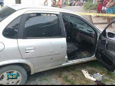 DE OLHO 24HORAS: Suspeitos de assalto morrem após perseguição em Ca...