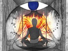 """El prana es energía, la energía vital en nosotros, la vida en nosotros. Esta vida se manifiesta a sí misma, por lo que al cuerpo físico concierne, como el aliento entrante y saliente. Son dos extremos opuestos. Los consideramos como uno solo. Decimos, """"respiración"""", pero la respiración tiene dos extremos: la inspiración y la expiración. Toda energía tiene dos extremos, toda energía existe entre dos polos opuestos. No puede existir de otra forma."""
