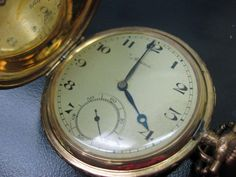 Alpina historic pocket watch by Alpina Watches, via Flickr