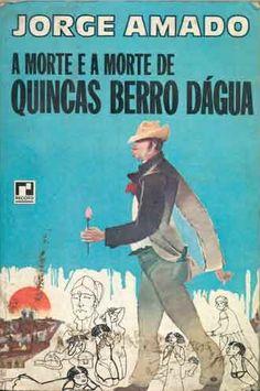 """Jorge Amado - """"A Morte e Morte de Quincas Berro d´Água"""" [br] (1961)"""