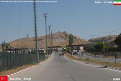 Confini amministrativi - Riigipiirid - Political borders - 国境 - 边界: 2006 IR-TR Iraan-Türgi Iran-Turchia