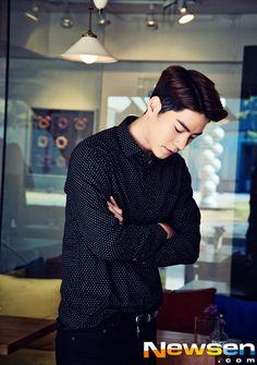 [Newsen] 20150504 For Media Interview Hong Jong Hyun, Jung Hyun, Asian Actors, Korean Actors, Lee Soo, Kim Woo Bin, Moon Lovers, Korean Star, Japanese Men