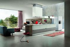 Cucina moderna Myglass di Gicinque  http://gicinque.com/it_IT/products/1/gallery/2/line/67/composition/119