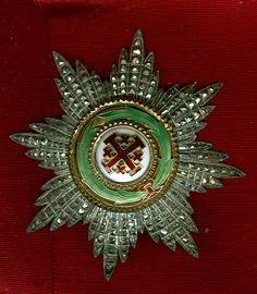 Vatican order of Holy Sepulchre of Jerusalem Grand Cross Star