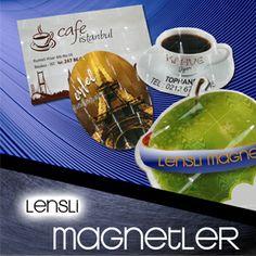 Lensli magnet çalışmalarının, normal promosyon amaçlı magnetlerden farkı üzerinde kullanılan lensli selefondur www.magnettoptan.com
