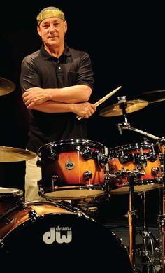 Neil Peart - Rush - The best drummer ever!
