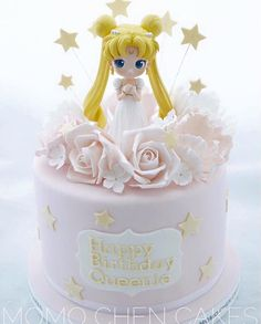 Sailor Moon Cake