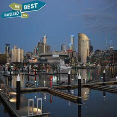 Nightfall in Docklands, #Melbourne #Australia
