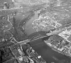 How To Get Started With Salt Water Fishing Marine Engineering, Victorian Buildings, Aerial Images, North East England, Coal Mining, Salt And Water, Historical Pictures, Aerial View, Old Photos