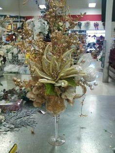 Christmas arrangement 2012