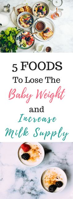 Lose the baby weight but not your milk! Repinned by *Doniele Disney* www.poppiespaintpowder.com