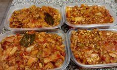 TVP and beans bolognese sauce / stew - Imgur