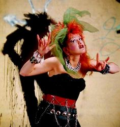 Années 80 : Bienvenue sur Eighties.fr ! - Cyndi Lauper : Album photos ...
