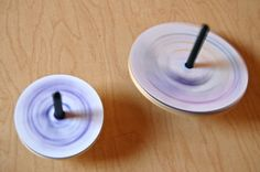 Color Mixing spinners
