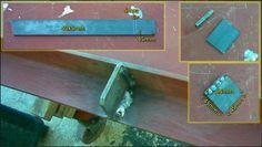 Picture of Bender Truss Sheet Metal Bender, Sheet Metal Brake, Ring Roller, Stud Bolt, Six Sides, Stainless Steel Rod, Bench Vise, Round Bar