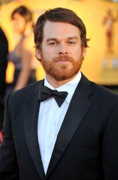Michael C. Hall. Dexter.
