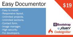 Easy Documentor - CMS