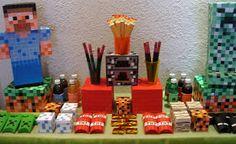 artesanatos, curiosidades, decoração de mesas de aniversário, reciclagem de móveis, faça voce mesmo, etc...