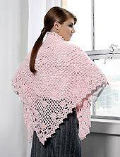 BEST FRIENDS SHAWL to Crochet  Design courtesy of Bernat® Design Studio.