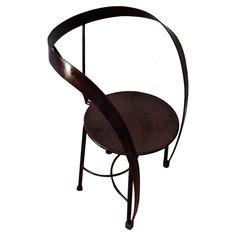 Vintage Vertigo Chair