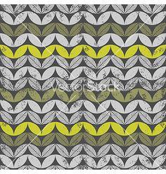 Retro pattern background vector - by demoniquedraws on VectorStock®