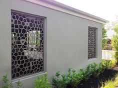 QAQ Decorative & Privacy Screens / Panels specialise in producing privacy screens for interior and exterior zones. Outdoor Screens, Privacy Screens, Laser Cut Screens, Security Screen, Garden Screening, Decorative Screens, Indoor Outdoor, Outdoor Decor, Garden Accessories