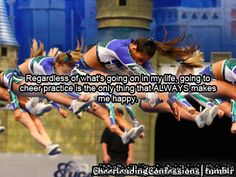 Cheer is life :)