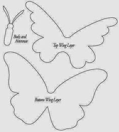 Papel: adornos, flores, mariposas y hasta vestidos | . . . . . . . . . . . . El detalle que hace la diferencia